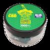 Full Spectrum Blue Razz CBD Gummies, 2000mg - Tallchief Hemp