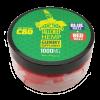 Tallchief Hemp Red Razz CBD Gummies, 1000mg (40pcs.)